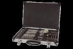 Makita 17-delni set svedrov in dlet SDS-Plus D-42444